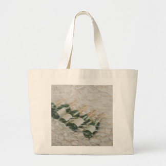 Champagne Cooling 2012 Large Tote Bag