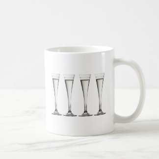 Champagne Flutes Coffee Mug
