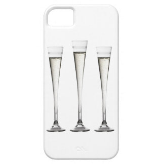 Champagne Flutes iPhone 5 Cover
