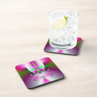 Champagne Glass Coasters