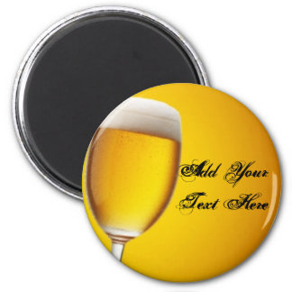 Champagne Glass Magnet