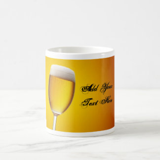 Champagne Glass Mug