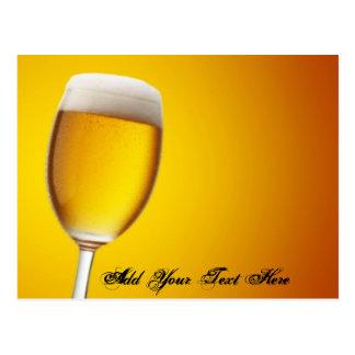 Champagne Glass Postcards