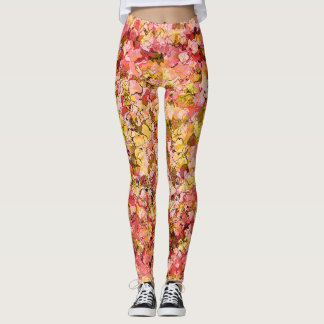 CHAMPAGNE IVY LEGGINGS