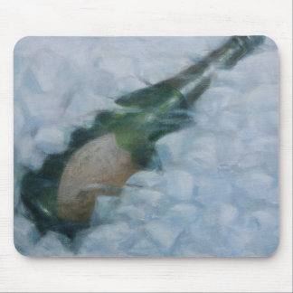 Champagne on ice 2012 mouse mat
