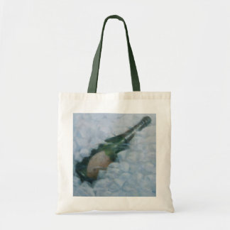 Champagne on ice 2012 tote bag