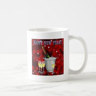 CHAMPAGNE ON ICE: HAPPY NEW YEAR! MUG