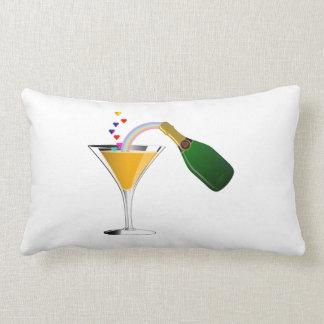 Champagne Toast Cushions