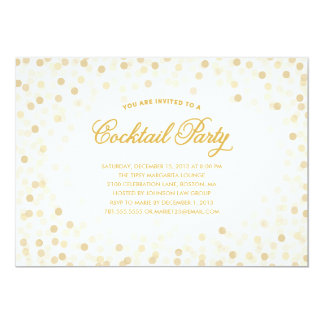 CHAMPAGNE TOAST | HOLIDAY PARTY INVITATION