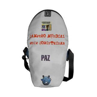 CHAMPION 2012 STOCK MARKET COURIER BAG