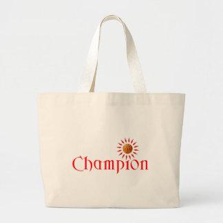CHAMPION - BASKETBALL JUMBO TOTE BAG