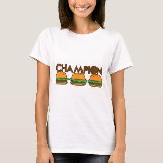 CHAMPION BURGERS yum! T-Shirt