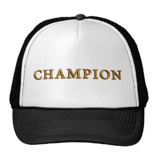 Champion Trucker Hat