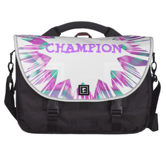 CHAMPION Edit text replace with your own Laptop Computer Bag
