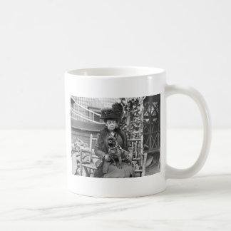 Champion French Bulldog, 1920s Basic White Mug