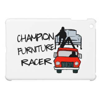 Champion Furniture Racer Case For The iPad Mini
