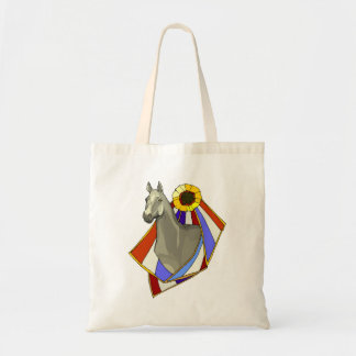Champion Horse Tote Bag
