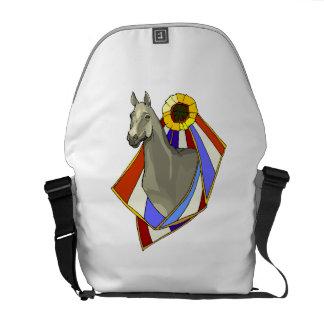 Champion Horse Messenger Bag