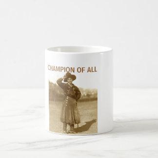 Champion Of All Coffee Mug