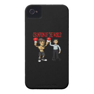 Champion Of The World Case-Mate iPhone 4 Cases