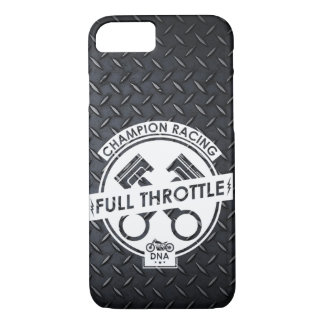"Champion Racing ""Full Throttle"" DNA iPhone 7 Case"