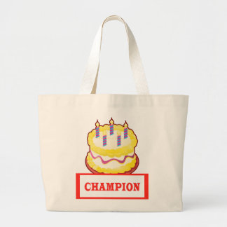 CHAMPION Text Bags