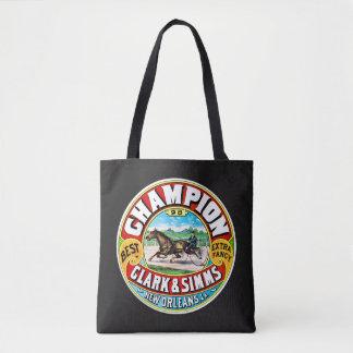 Champion Tote Bag