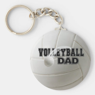 Champion - Volleyball Dad Keychain