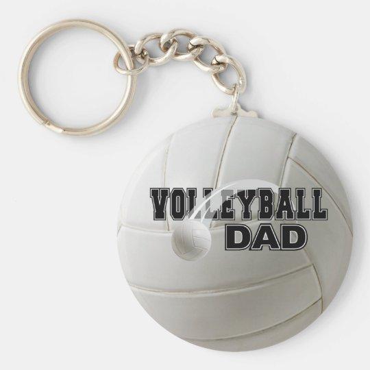 Champion - Volleyball Dad Keychain