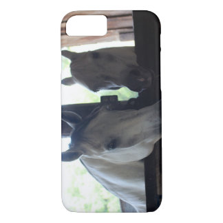 Champion White Horses iPhone 7 Case