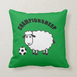 championsheep cushion