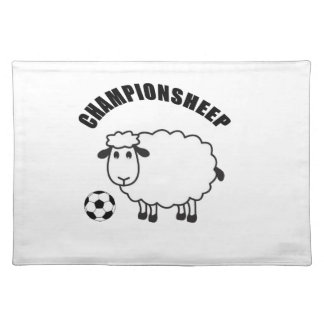 championsheep placemat