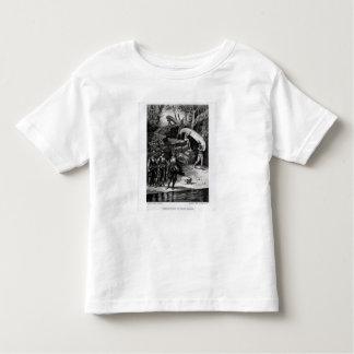 Champlain Exploring the Canadian Wilderness Toddler T-Shirt