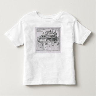 Champlain's View of Quebec Toddler T-Shirt