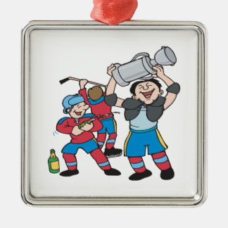 Champs Christmas Ornament