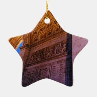 Champs-Élysées - Paris France Christmas Ornaments