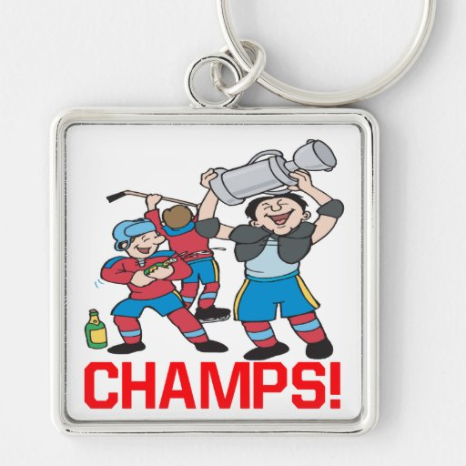 Champs Key Chains