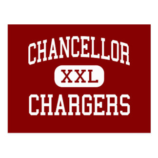 Chancellor - Chargers - High - Fredericksburg Postcards