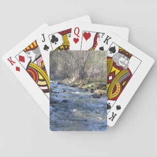 Chanchelulla creek in Spring... Playing Cards