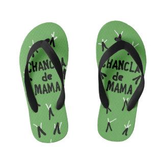 Chanclas de Mama Flip Flops, Kids Kid's Flip Flops