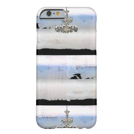 Chandelier Collection - Industrial Chic Barely There iPhone