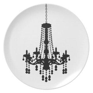 Chandelier Plate