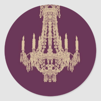 Chandelier Stickers - CUSTOM