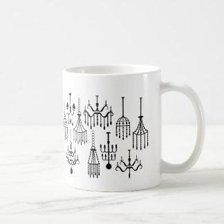 Chandeliers Coffee Mugs
