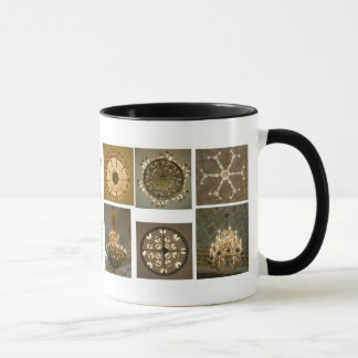 Chandeliers of Russia Mug