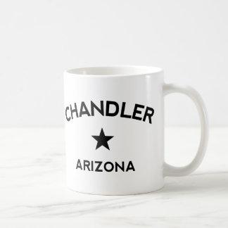 Chandler Arizona Basic White Mug