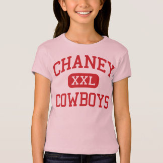 Chaney - Cowboys - High School - Youngstown Ohio T-Shirt