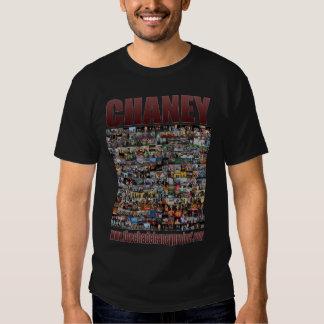 CHANEY Men's BLACK T-Shirt
