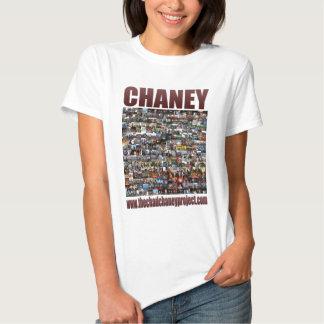 CHANEY Women's WHITE T-Shirt