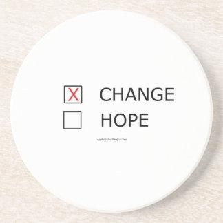 Change and No Hope- Coasters